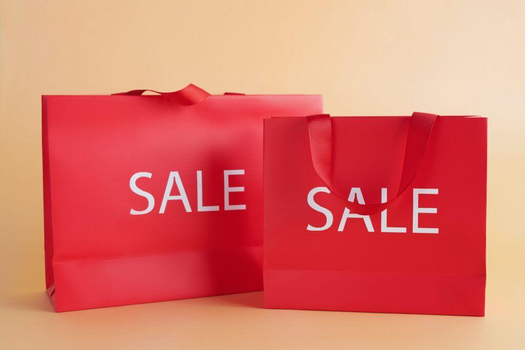 Slevové nákupy