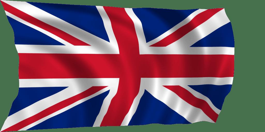 Clo a DPH z Anglie