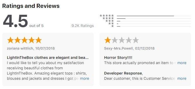 Na App Store převažuje v hodnocení pět hvězdiček.