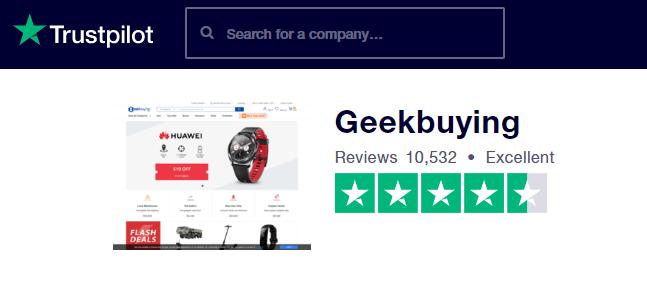 Na portálu Trustpilot.com převládají pozitivní recenze.