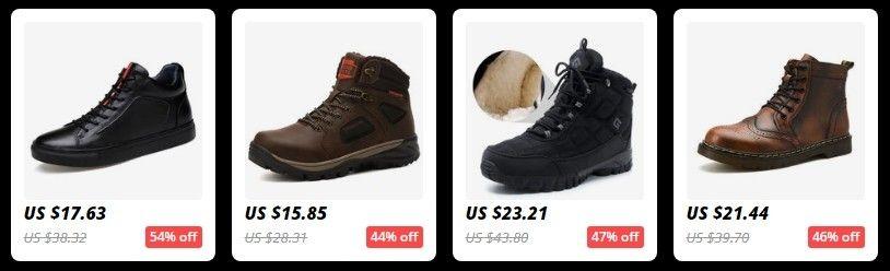 Boty v této kategorii jsou spíše vyšší, teplejší boty s tlustší podrážkou.