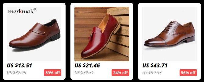 Průměrná cena bot v této podkategorii se pohybuje kolem $20.