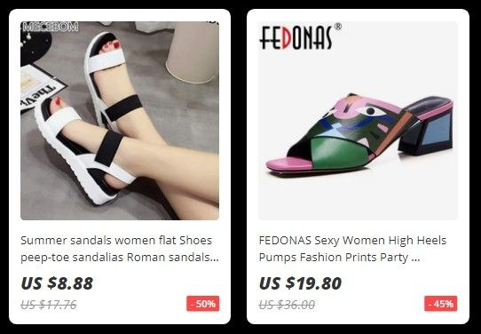 V této kategorii se často objevují i boty na podpatku.