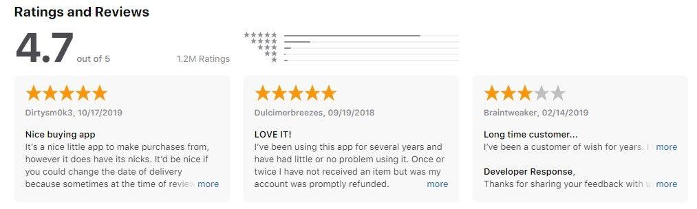 Na App Store má tato aplikace ještě lepší hodnocení než na Google Play.