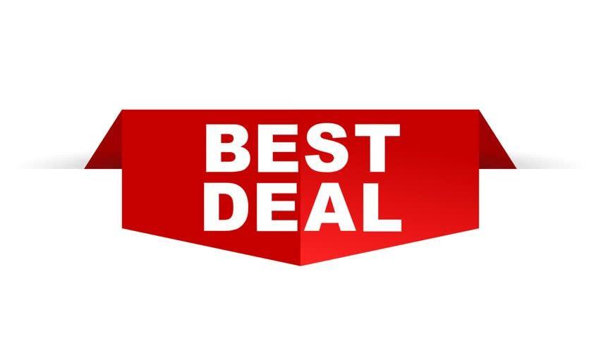 Další možností, jak ušetřit, jsou speciální nabídky, které jsou k nalezení pod odkazem Deals.