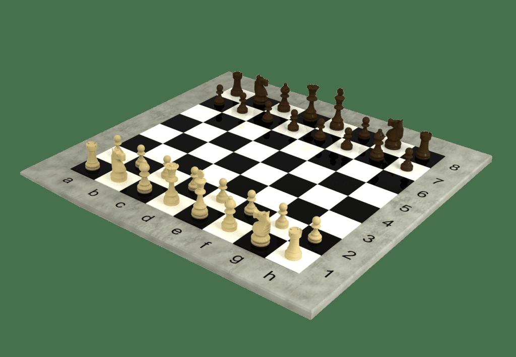 Šachy s magnetickými figurkami jsou na cesty ideální.