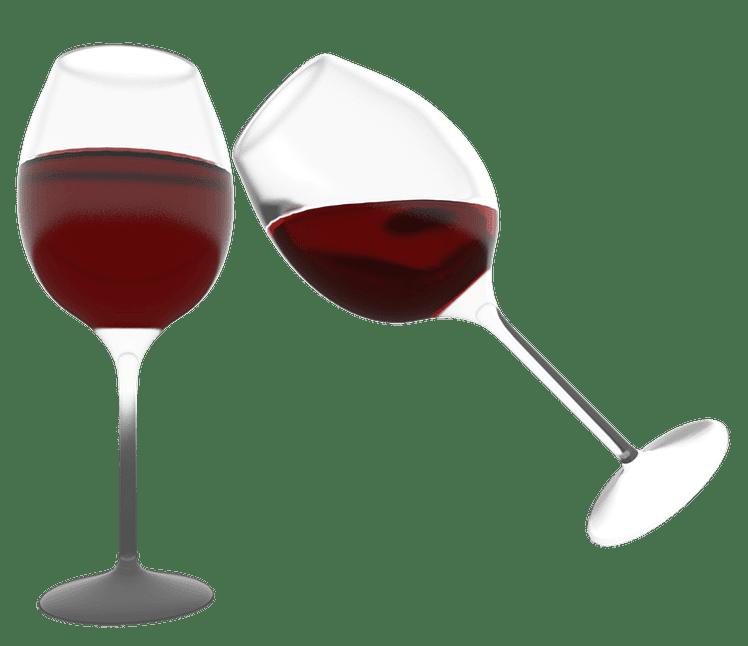 Sklenice, která se nikdy nerozbije – sen každého cestovatele a milovníka vína v jednom.