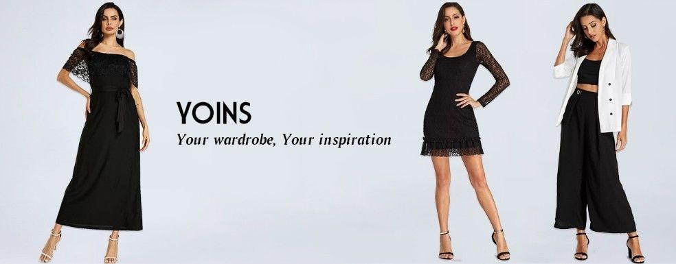 Yoins je internetový obchod se zaměřením na módu.