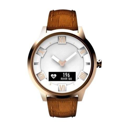Lenovo Watch X Plus v sobě mají zabudovaný krokoměr.