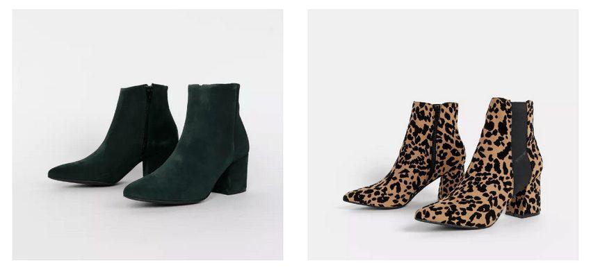 Dámské kotníkové boty, známé také jako chelsea boots, jsou perfektní boty do podzimního počasí.
