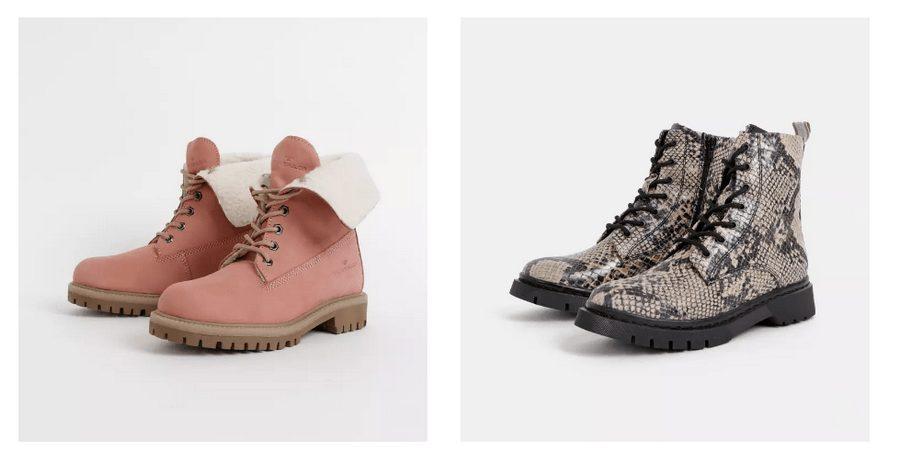 I do nabídky zimních bot se řadí modely z kategorie dámské kotníkové boty Zoot.