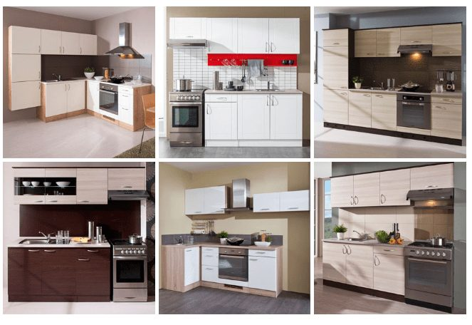 Asko nabízí online konfigurátor kuchyní, který umožňuje zákazníkům nezávazně vyzkoušet jakékoliv kombinace barev a stylů.