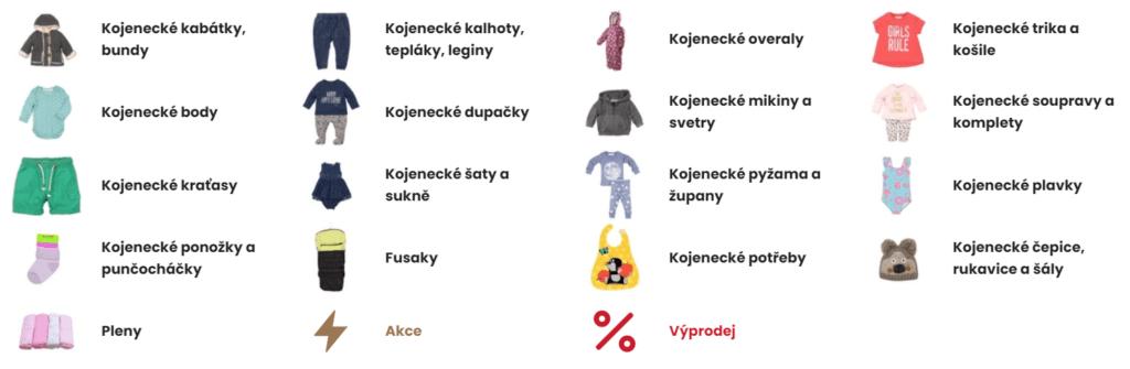 pidilidi dětské oblečení